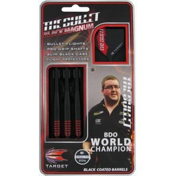 Target Darts Stephen Bunting Black magnum dartpijlen