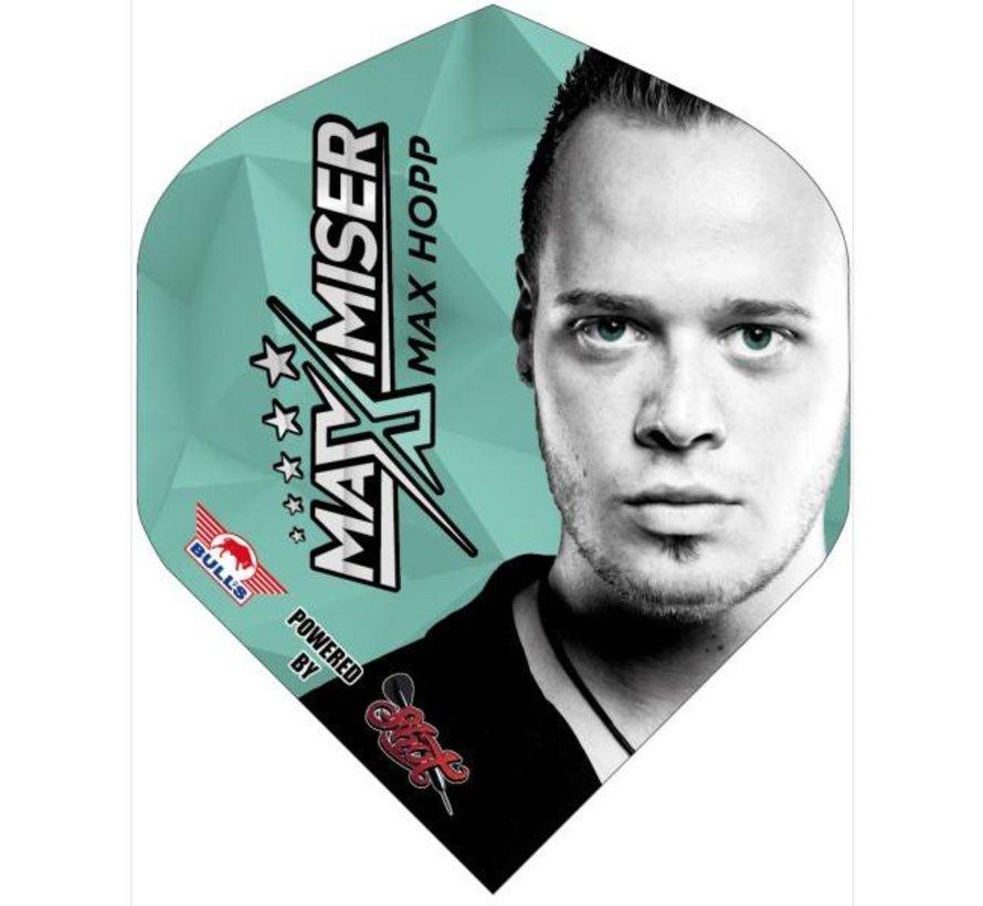 "Max ""The Maximiser"" Hopp Powerflight"