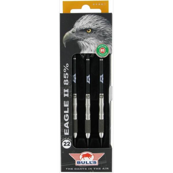 Bull's Darts: The darts in the air! Bull's Eagle II 85% T