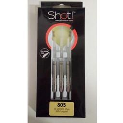 Shot! Darts Shot 80% Tungsten