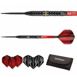 Red Dragon Jamie Lewis Dartpijlen incl. Wallet