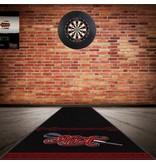 Shot! Darts Shot Carpet Dartmat 300x100