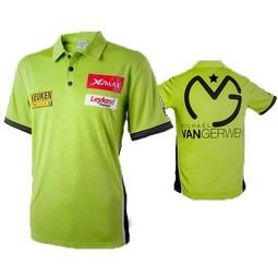 XQ-Max Darts Wedstrijd Shirt Michael van Gerwen 3XL