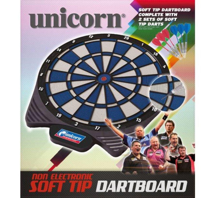 niet elektronisch Unicorn Soft Tip Dartbord