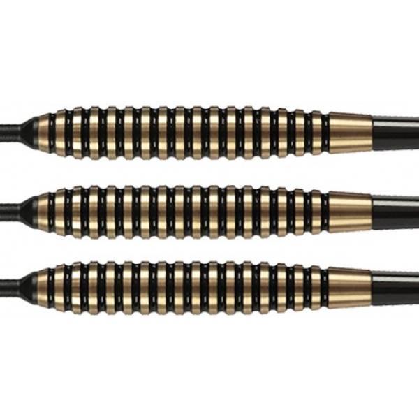 Target Darts Taylor Power-Bolt Brass Soft Tip 18g Dartpijlen