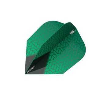 Target Darts Agora Verde Standaard No6 Flight