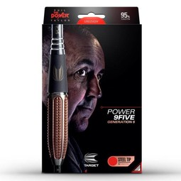 Target Darts Gen 5 Phil Taylor Power 9Five 95% Tungsten
