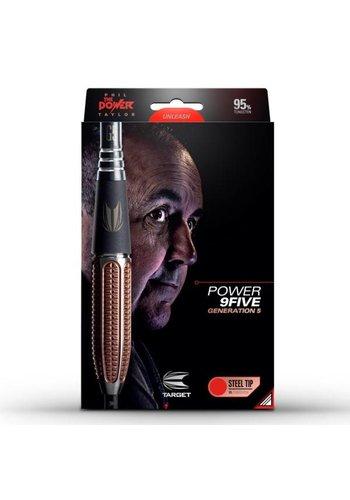 Gen 5 Phil Taylor Power 9Five 95% Tungsten