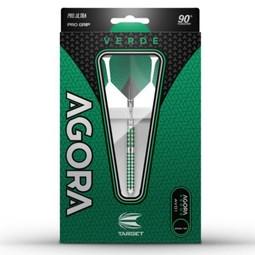 Target Darts Agora Verde AV01 90% Tungsten Darts