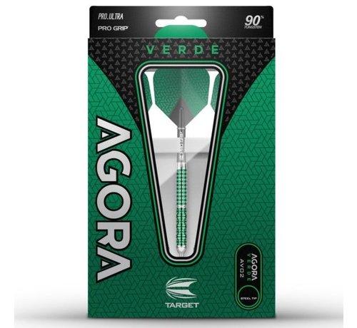 Target Darts Agora Verde AV02 90% Tungsten Darts