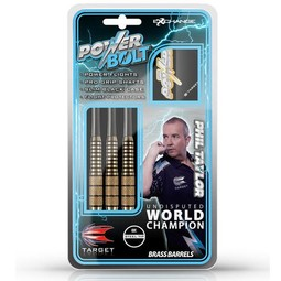 Target Darts Power Bolt Brass