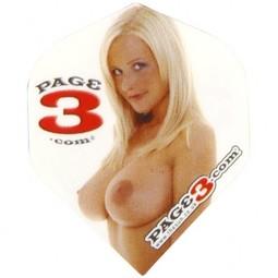 Bull's Erotic Blonde Michelle Page 3 Flight