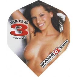Bull's Erotic Brunette Sandy Page 3 Flight