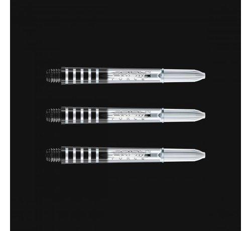 Winmau Darts Prism Force Clear Shaft
