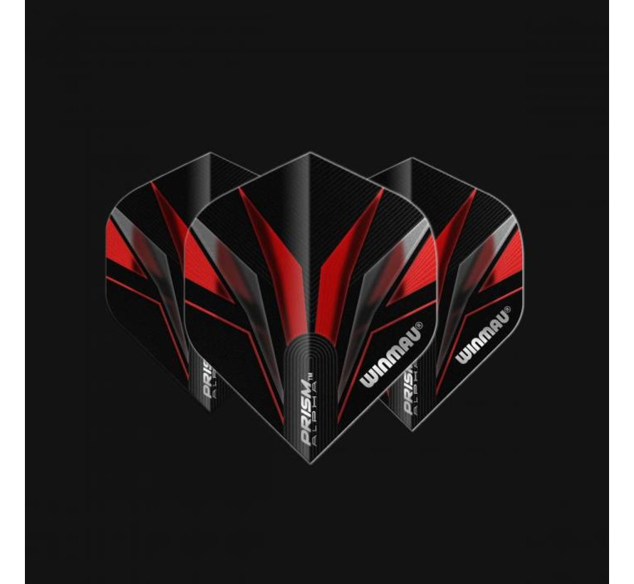 Prism Alpha Black and Red