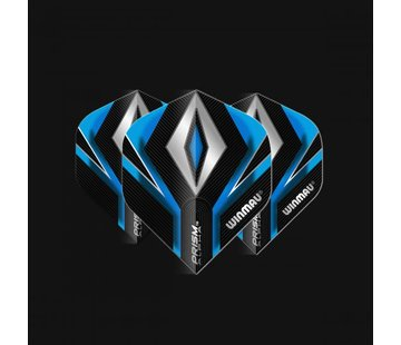 Winmau Darts Prism Alpha Blue and Black
