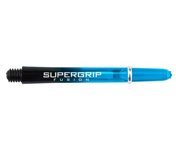Harrows Precision Darts Supergrip Fusion Two Tone Blue