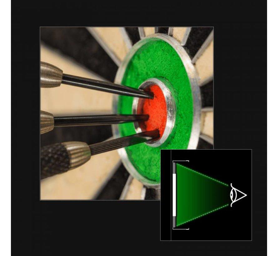 Plasma Dartbord verlichting