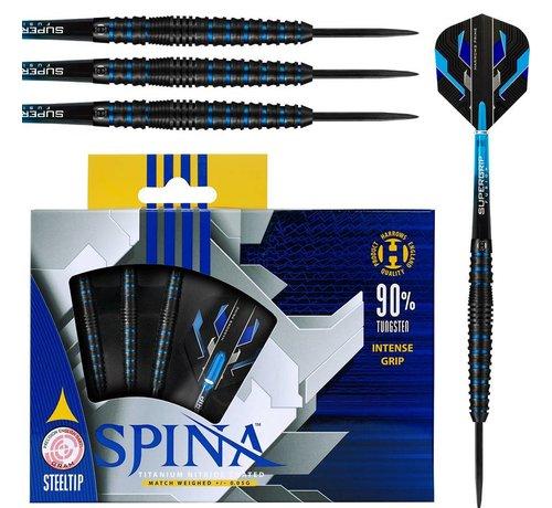 Harrows Precision Darts Harrows Spina Blauw 90% Tungsten