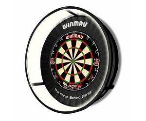 Dartbord In Kast : Plasma dartbord verlichting dartdiscounter