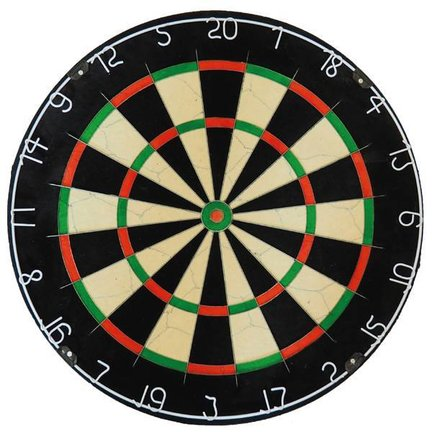 Goedkoop dartbord