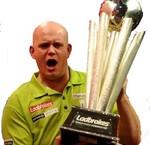 Michael van Gerwen darts