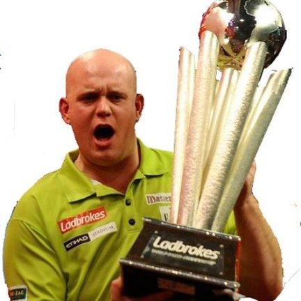Michael van Gerwen dartpijlen kopen?