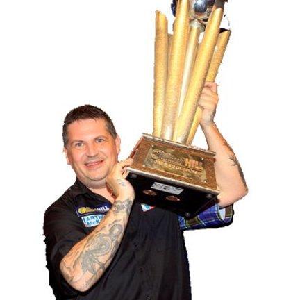 Gary Anderson darts