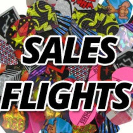 SALES FLIGHTS