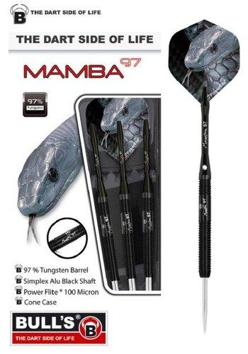 Black Mamba 97% Tungsten Dartpijlen