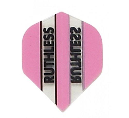 Ruthless Dart Flight-Ruthless Pink Panels