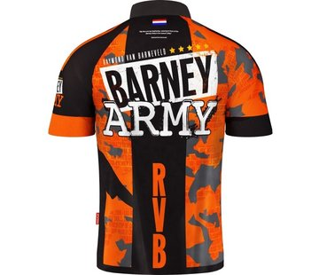 Target Darts Target Raymond van Barneveld Barney Army Dartshirt 2019