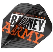Target Darts RVB Barney Army Black Flights