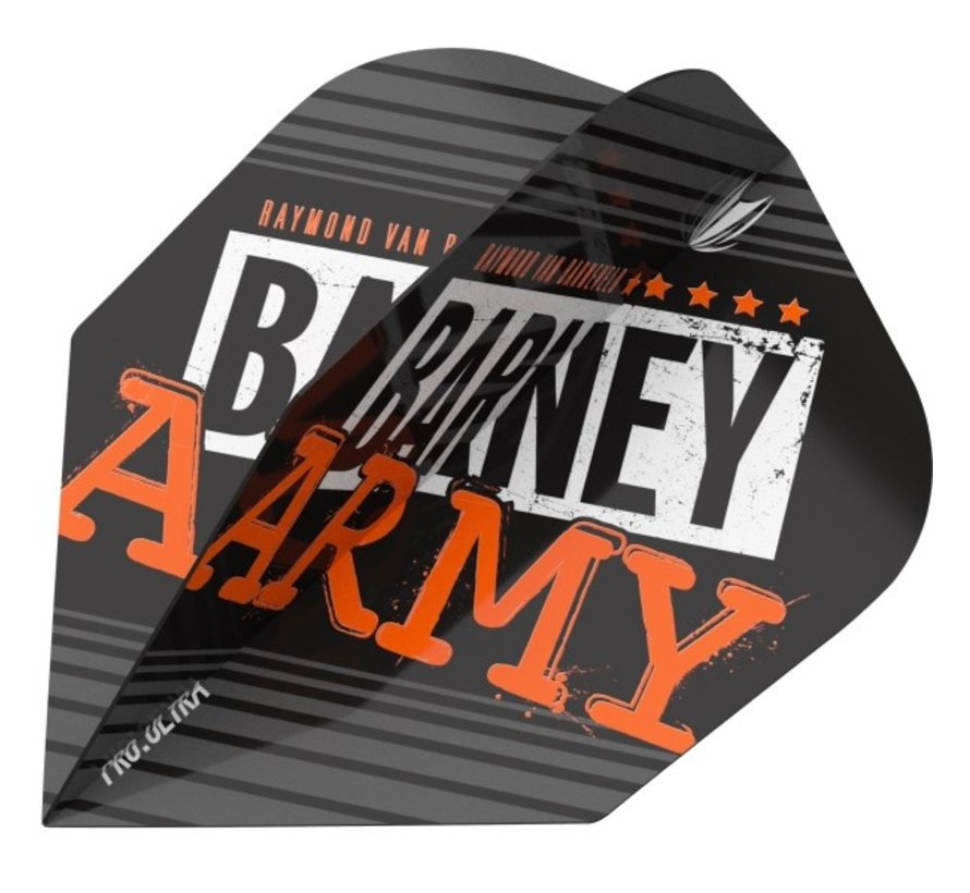 RVB Barney Army Black Flights