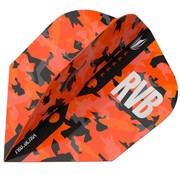Target Darts RVB Barney Army Camo Flights