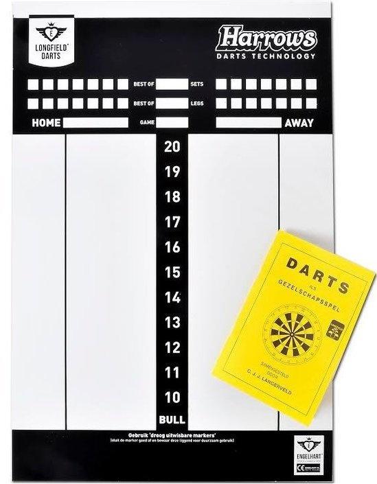 Harrows Darts Harrows Darts scorebord