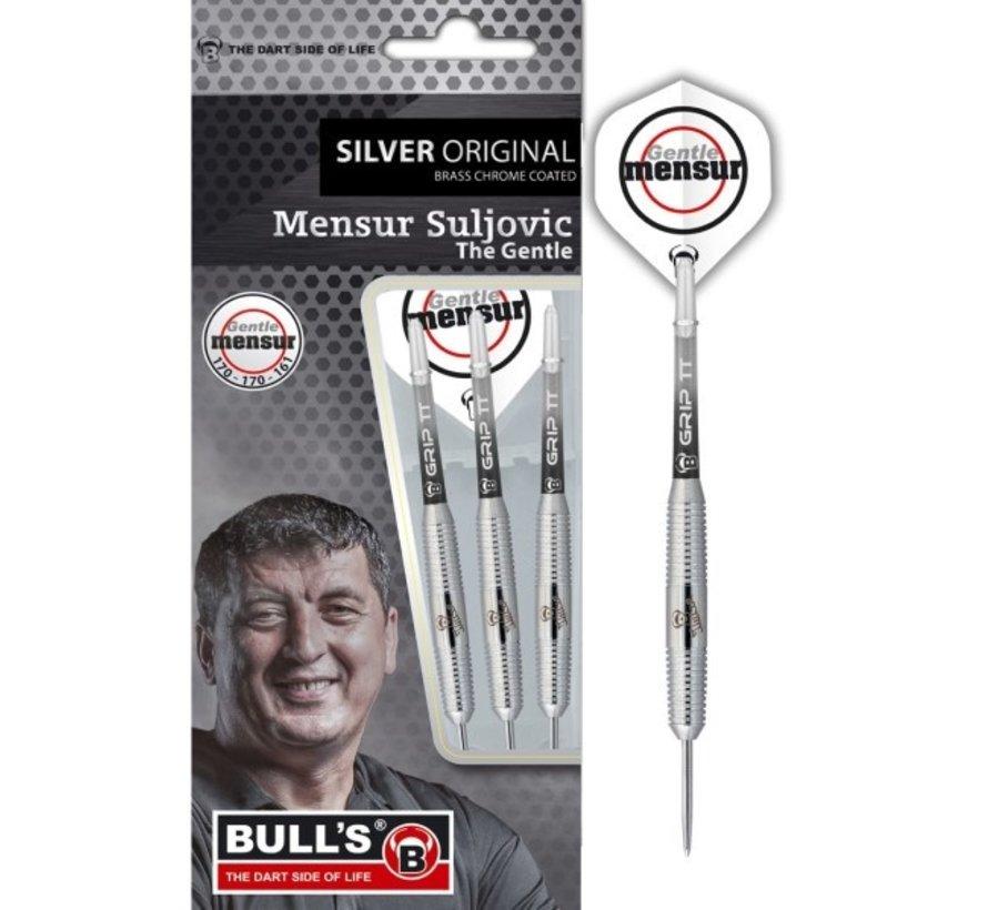 Mensur Suljovic Silver Edition