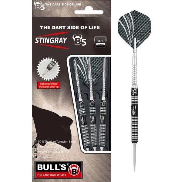 Bull's Germany B5 Stingray 90% Tungsten ST1 Darts