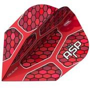 Target Darts Nathan Aspinall Red Flights