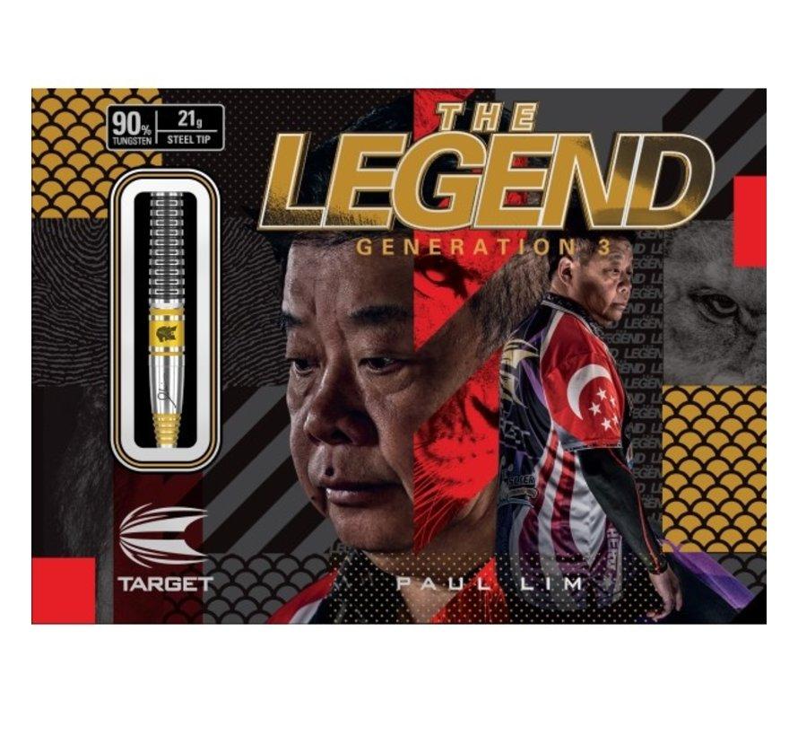 Gen 3 Paul Lim 90% Tungsten