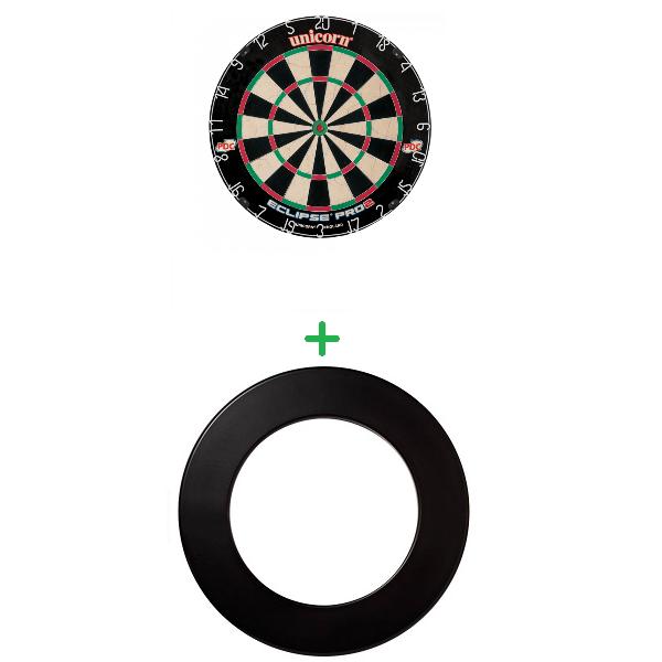 Unicorn Darts Eclipse Pro2 + surround