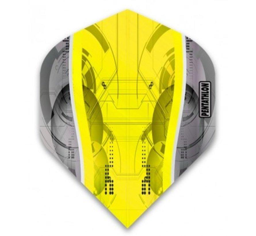 Pentathlon Silver Edge Standaard Flight