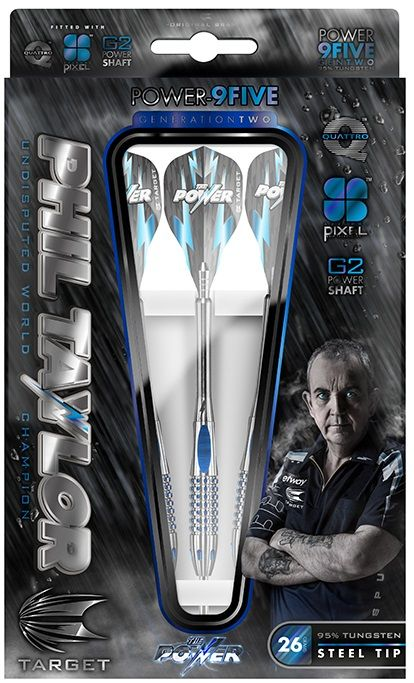 Target Darts Target Phil Taylor Power 9Five Gen 2