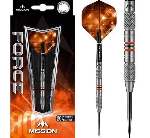 Mission darts Mission Force M26 80% - Dual Knurl