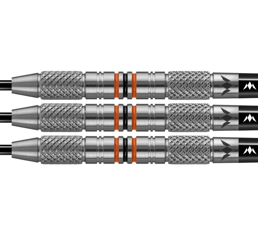 Mission Force M26 80% - Dual Knurl