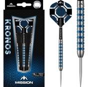 Mission Mission Kronos Blue M1 95% - Blue Titanium - Linear Iso-Grip