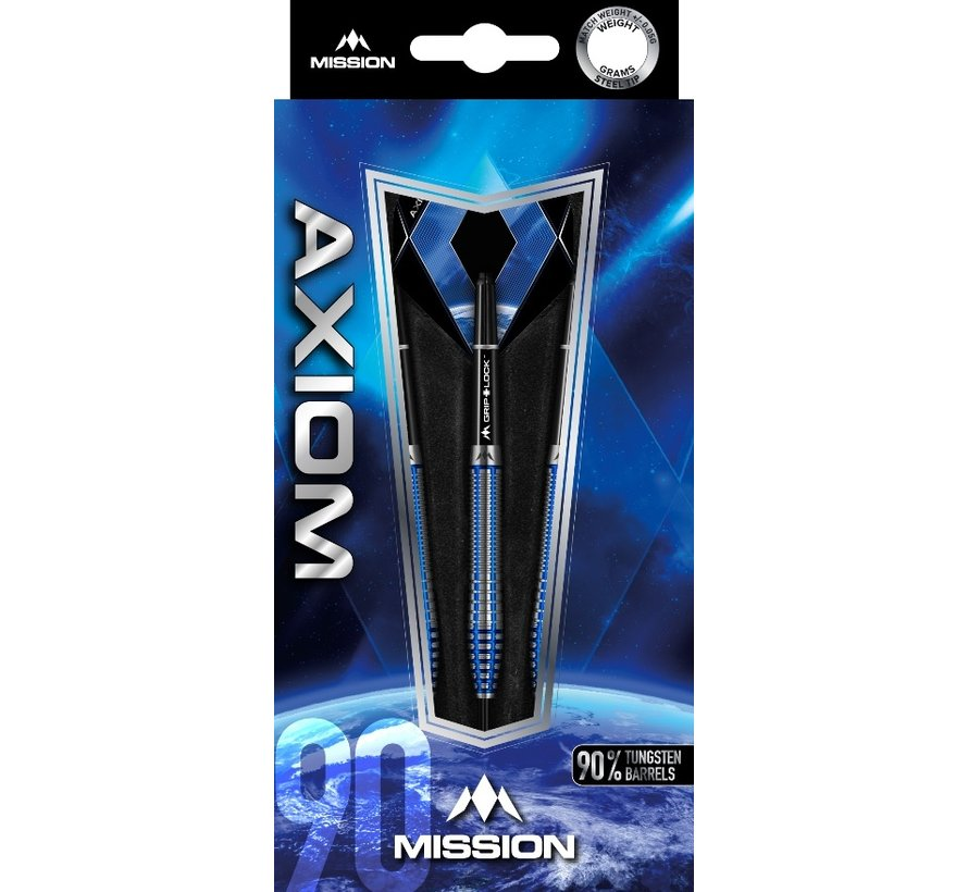 Mission Axiom Blue M3 90% - Front Weighted