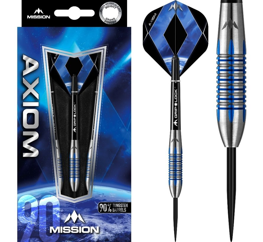 Mission Axiom Blue M4 90% - Centre Ring