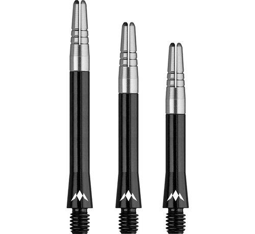 Mission darts Mission Alimix Spin Shafts - Black