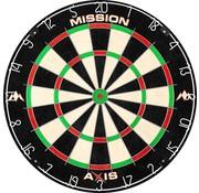 Mission darts Mission Axis Dartbord - Tri Wire